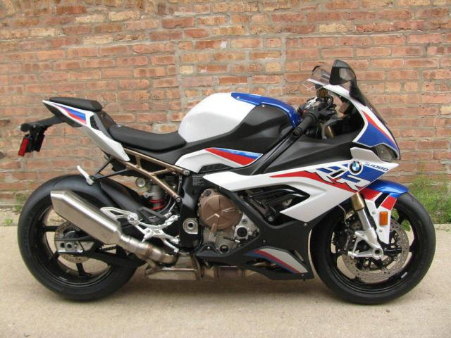 BMW S 1000 RR date 2012